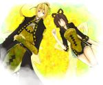 1girl couple gensou_suikoden gensou_suikoden_v kyle miakis purple_eyes purple_hair suikoden suikoden_v violet_eyes