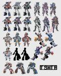 1boy 6+girls astrotrain autobot blaster_(transformers) decepticon dirge_(transformers) drift genderswap genderswap_(ftm) genderswap_(mtf) jazz_(transformers) kamizono_(spookyhouse) laserbeak mechanical_skirt multiple_girls nemesis_prime no_humans optimus_prime optimus_prime_(shattered_glass) over_shoulder pointing ramhorn ramjet ratbat_(transformers) shockwave_(transformers) silhouette smokescreen_(transformers) soundblaster soundwave standing starscream steeljaw_(transformers) thrust transformers transformers_shattered_glass twincast visor windblade