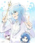julian_solo long_hair mizuhara_aki poseidon_(saint_seiya) saint_seiya sea_dragon_kanon siren_sorrento