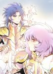 armor highres mizuhara_aki saint_seiya sea_dragon_kanon siren_sorrento