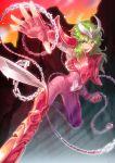 androgynous andromeda_shun armor artist_request green_hair saint_seiya