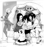 6+girls ashido_mina asui_tsuyu boku_no_hero_academia hagakure_tooru highres jirou_kyouka multiple_girls source_request uraraka_ochako yaoyorozu_momo yuri