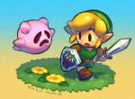 1boy blonde_hair ghost link pointy_ears skyloop19 the_legend_of_zelda the_legend_of_zelda:_link's_awakening tunic