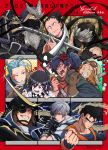 6+boys anger_vein angry armor bandages battle black_eyes black_hair blonde_hair blue_eyes blue_hair brown_eyes brown_gloves brown_hair chain character_request chester_barklight clenched_hands closed_eyes closed_mouth collarbone copyright_request danganronpa date_masamune_(sengoku_basara) dragon dragon_ball dragon_ball_z eyebrows_visible_through_hair eyepatch facial_hair facial_scar fate/grand_order fate_(series) fingerless_gloves fingernails flying_sweatdrops gauntlets glint gloves goggles goggles_on_headwear green_eyes grey_hair hair_between_eyes hair_over_one_eye heihachi_hayashida helmet highres holding holding_chain holding_sheath holding_sword holding_weapon katana lightning long_hair looking_at_another looking_at_viewer male_focus mask medium_hair mouth_mask multiple_boys nara_shikamaru naruto_(series) new_danganronpa_v3 ninja ninja_gaiden nose_scar okada_izou_(fate) orange_hair orange_tree ouma_kokichi parted_lips pauldrons ponytail ryu_hayabusa samurai samurai_7 scabbard scar scar_across_eye scarf screaming sengoku_basara sheath shoulder_armor sickle signature single_fingerless_glove smile son_gohan sparkle striped striped_scarf sweat sweatband sweatdrop sword tales_of_(series) tales_of_phantasia teeth tongue twitter_username violet_eyes weapon wristband yasuo_(chisyu0204)