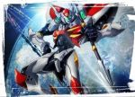 1990s_(style) d-boy earth epic mecha oobari_masami power_armor science_fiction solo space sun tekkaman_blade weapon
