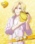 blonde_hair character_name dress green_eyes idolmaster idolmaster_side-m long_hair smile tsuzuki_kei