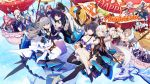 1065587906 6+girls absurdres animal_ears benares_(honkai_impact) blood_embrace bronya_zaychik chinese_clothes dragon fox_ears frederica_nikola_tesla fu_hua grey_hair highres honkai_(series) honkai_impact_3rd horns huge_filesize jingwei's_wings kallen_kaslana kiana_kaslana liliya_olenyeva lizelle_albert_einstein long_hair multiple_girls murata_himeko official_art pink_hair raiden_mei rita_rossweisse rozaliya_olenyeva seele_vollerei selune's_elegy short_hair silver_hair single_horn sirin smile tagme tail theresa_apocalypse waifu2x yae_sakura
