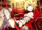 ahoge blonde_hair breasts colosseum fate_(series) highres kino-cands large_breasts nero_claudius_(fate) nero_claudius_(fate)_(all)