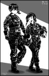 2girls drkanonym fubuki_(kantai_collection) galactic_empire kaga_(kantai_collection) kantai_collection multiple_girls star_wars star_wars:_squadrons tie_pilot uniform