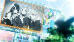 blonde_hair blue_eyes blush dress hachimiya_meguru idolmaster idolmaster_shiny_colors long_hair smile