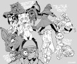 6+girls among_us animal_ears blood braid bun_cover capelet cody's_art deerstalker double_bun dying_message fish_tail fox_ears gawr_gura gloves gun hair_ornament handgun hat hololive hololive_english hood hood_up hoodie knife laughing lion_ears long_hair magnifying_glass momosuzu_nene monochrome monocle_hair_ornament multiple_girls ninomae_ina'nis omaru_polka open_mouth shark_tail sharp_teeth shishiro_botan side_braid spacesuit sweatdrop tail teeth two_side_up watson_amelia weapon x_x