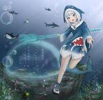 anime anime_coloring artist_name commission fantasy fiverr gah_artsx gawr_gura hololive hololive_english shark vtuber