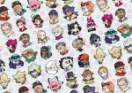 6+boys 6+girls ahoge allister_(pokemon) asymmetrical_bangs avery_(pokemon) bangs baseball_cap bea_(pokemon) beanie bede_(pokemon) black_hair black_hairband black_headwear black_jacket blonde_hair blue_headwear bow_hairband clenched_teeth closed_mouth commentary_request curly_hair dark_skin dark_skinned_male earrings eyelashes eyewear_on_head facepaint facial_hair freckles fur-trimmed_jacket fur_hat fur_trim glasses gloria_(pokemon) gordie_(pokemon) green_eyes green_headwear grey_choker grey_headwear hair_between_eyes hair_bun hairband hat helmet highres honey_(pokemon) hop_(pokemon) jacket jewelry kabu_(pokemon) klara_(pokemon) komame_(st_beans) leon_(pokemon) long_eyebrows long_hair looking_at_viewer magnolia_(pokemon) marnie_(pokemon) mask melony_(pokemon) milo_(pokemon) multicolored_hair multiple_boys multiple_girls mustard_(pokemon) necklace nessa_(pokemon) oleana_(pokemon) one_eye_closed opal_(pokemon) open_mouth orange_hair orange_headwear orange_jacket peony_(pokemon) piers_(pokemon) pink_hair pokemon pokemon_(game) pokemon_swsh popped_collar purple_hair raihan_(pokemon) red_shirt rose_(pokemon) scarf shielbert_(pokemon) shirt short_hair side_ponytail sidelocks silver_hair smile smug sonia_(pokemon) sordward_(pokemon) sun_hat sunglasses tam_o'_shanter team_yell_grunt teeth two-tone_hair undercut victor_(pokemon) white_headwear