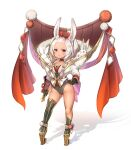 1girl animal animal_ear_fluff animal_ears asymmetrical_legwear bangs_pinned_back black_choker black_gloves black_legwear black_leotard braid brown_footwear choker collarbone commentary_request dark_skin elbow_gloves forehead full_body gloves granblue_fantasy granblue_fantasy_(style) hand_on_hip high_collar leotard long_hair long_sleeves original parted_lips pilokey platform_footwear rabbit rabbit_ears red_eyes shadow silver_hair single_sock single_thighhigh socks solo standing striped striped_legwear thigh-highs twin_braids v-shaped_eyebrows vertical-striped_legwear vertical_stripes white_background