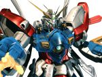 g_gundam god_gundam gundam highres mecha