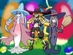 gen_8_pokemon hatterene little_witch_academia metallica pokemon sucy_manbavaran