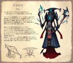 character_sheet gia original pixiv_fantasia pixiv_fantasia_fallen_kings solo weapon