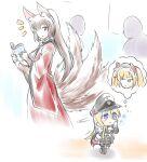 3girls admiral_hipper_(azur_lane) amagi_(azur_lane) azur_lane bismarck_(azur_lane) multiple_girls steed_(steed_enterprise)
