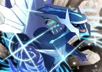 commentary_request creature dialga enishi_(menkura-rin10) fangs gen_4_pokemon highres legendary_pokemon looking_at_viewer no_humans open_mouth pokemon pokemon_(creature) signature solo