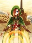 capelet cloak dark_souls emerald_herald highres hong_meiling okema souls_(from_software) touhou