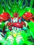 artist_name crossed_arms energy getter_emperor getter_robo highres looking_at_viewer madai_taipe mecha no_humans robot science_fiction shin_getter_dragon shin_getter_robo solo_focus super_robot super_robot_wars super_robot_wars_t yellow_eyes