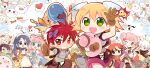 ! >3< ... 4boys 5girls :3 ? afro ahoge anger_vein animal apple apple_o_archer apron archbishop_(ragnarok_online) arm_blade armor backpack bag bangs baphomet_jr bird black_eyes blonde_hair blue_dress blue_eyes blue_hair blush braid braided_ponytail breastplate brown_dress brown_gloves brown_hair brown_legwear brown_pants brown_shorts brown_skirt castle character_request chest_guard chibi choker cleavage_cutout clenched_hand clipboard closed_mouth clothing_cutout collared_shirt commentary_request confetti cowboy_shot cross crying dark_skin demon double_bun dress earrings emoticon eyebrows_visible_through_hair eyes_visible_through_hair fake_wings feathers fishnet_legwear fishnets flower food frilled_sleeves frills fruit gauntlets genetic_(ragnarok_online) geographer_(ragnarok_online) gloom_(expression) gloves goat green_eyes green_gloves green_shirt grin guillotine_cross_(ragnarok_online) hair_between_eyes hair_ribbon hat head_wings heart heart-shaped_pupils help highres holding holding_clipboard holding_flower jewelry jiangshi kafra_uniform laughing leaf leaf_on_head light_bulb long_hair long_sleeves looking_at_viewer maid maid_headdress mao_yu mouth_hold multicolored_hair multiple_boys multiple_girls munak musical_note nervous novice_(ragnarok_online) o3o one_eye_closed open_mouth oversized_animal pants pauldrons pavianne_(ragnarok_online) peco_peco pig pink_hair plant popped_collar poring potion puffy_short_sleeves puffy_sleeves pulling qing_guanmao raccoon ragnarok_online ranger_(ragnarok_online) red_armor red_eyes red_ribbon red_vest redhead ribbon royal_guard_(ragnarok_online) sash savage_babe scabbard sheath shield shirt short_hair short_sleeves shorts shoulder_armor skirt slime_(creature) smile smokie_(ragnarok_online) smug solid_oval_eyes spiky_hair spoken_ellipsis spoken_exclamation_mark spoken_heart spoken_light_bulb spoken_musical_note spoken_o spoken_question_mark spoken_sweatdrop star_(symbol) star_earrings sweat sweatdrop symbol-shaped_pupils teeth thank_you thigh-highs thumbs_up tongue too_many two-tone_dress v vest waving weapon white_apron white_dress white_gloves white_hair white_legwear white_sash wings wolf x_x yellow_sash