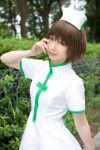 cosplay hurano_kurita kurukuru_lab kurusu_nazuki nurse nurse_uniform