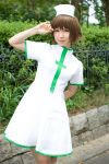 cosplay hirano_kurita kurukuru_lab kurusu_nazuki nurse nurse_uniform photo