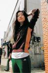 jun_ji-hyun running_pants t-shirt warm-up_jacket