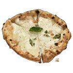 food food_focus garnish leaf no_humans original pastry pizza realistic simple_background still_life studiolg vegetable white_background