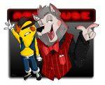 artist_request earl_schmerle furry rolfe_dewolfe showbiz_pizza_place source_request tagme the_rock-afire_explosion