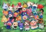 6+boys 6+girls :< :3 ^_^ adjusting_eyewear amelia_(animal_crossing) animal_crossing animal_ears animal_nose ankha_(animal_crossing) aqua_eyes arm_up artist_name audie_(animal_crossing) bangs bare_shoulders barefoot beak bear_boy bear_girl beau_(animal_crossing) belt benedict_(animal_crossing) beret bird_boy bird_girl black-framed_eyewear black_dress black_eyes black_fur black_jacket black_neckwear black_shirt blank_eyes blonde_hair blue_bodysuit blue_dress blue_eyes blue_eyeshadow blue_fur blue_hair blue_headwear blue_neckwear blue_shirt bluebear_(animal_crossing) blunt_bangs blush blush_stickers body_fur bodysuit bow bowtie bree_(animal_crossing) brown_eyes brown_fur brown_hair brown_shorts buck_teeth buttons cat_boy cat_ears cat_girl closed_eyes clothes_writing collared_shirt commentary_request confetti cyd_(animal_crossing) daisy_(animal_crossing) day deer_boy deer_girl diva_(animal_crossing) dog_ears dog_girl dog_tail dom_(animal_crossing) dress elephant_boy elephant_girl everyone eyeshadow fang_(animal_crossing) fangs flat_chest frog_girl from_above fuchsia_(animal_crossing) full_body furry glasses grass green_background green_hair green_shirt grey_fur grey_vest hair_ornament hair_tie half-closed_eye half-closed_eyes hand_to_own_mouth hand_up hands_in_pockets hands_on_hips hands_up happy hat heterochromia highres horns isabelle_(animal_crossing) jacket kikuyoshi_(tracco) light_blush lipstick long_sleeves looking_at_viewer maid makeup marshal_(animal_crossing) medium_hair miniskirt mitzi_(animal_crossing) mouse_girl multiple_boys multiple_girls necktie olivia_(animal_crossing) one_eye_closed open_mouth orange_eyes orange_fur outdoors outstretched_arm parted_bangs pawpads paws pencil_skirt pink_fur pink_shirt plaid plaid_shirt purple_eyeshadow rabbit_boy rabbit_ears raglan_sleeves raymond_(animal_crossing) red_eyes round_eyewear sheep_girl shiny shiny_hair shirt short_hair short_sleeves shorts sidelocks signature simple_background skin_fangs skirt sleeveless sleeveless_dress sleeveless_shirt smile snake_(animal_crossing) snake_hair_ornament snout squirrel_boy squirrel_ears squirrel_tail standing stitches_(animal_crossing) striped striped_shirt tail tanuki tia_(animal_crossing) tied_hair tom_(animal_crossing) tom_nook_(animal_crossing) topknot translated two-tone_fur vest villager_(animal_crossing) vladimir_(animal_crossing) waving white_dress white_fur white_shirt white_skirt whitney_(animal_crossing) wings wolf_boy wolf_girl x_x yellow_eyeshadow yellow_fur yellow_shirt yellow_sleeves