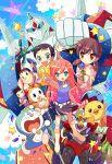 background_characters doraemon doraemon_(character) dorami gouda_takeshi honekawa_suneo minamoto_shizuka nobi_nobita