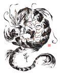 dragon fangs fins fiona_hsieh gen_1_pokemon gyarados pokemon whiskers