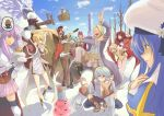 5girls 6+boys :3 animal_ears armor armored_boots asymmetrical_hair bangs bare_tree barefoot belt bikini bird black_belt black_footwear black_legwear black_shirt blacksmith_(ragnarok_online) blonde_hair blue_dress blue_eyes blue_hair blue_pants blue_sky blush boobplate boots breastplate breasts brown_belt brown_cape brown_capelet brown_dress brown_footwear brown_gloves brown_pants brown_shirt brown_shorts bucket cape capelet cat_ears chick closed_mouth clouds coat commentary_request cross day detached_sleeves double_bun dress eyebrows_visible_through_hair fingerless_gloves flying full_body fur-trimmed_cape fur-trimmed_capelet fur-trimmed_gloves fur_trim garter_straps gauntlets gloves greatest_general_(ragnarok_online) green_eyes guillotine_cross_(ragnarok_online) gypsy_(ragnarok_online) hair_between_eyes hair_over_one_eye harem_pants hat hatii_(ragnarok_online) high_priest_(ragnarok_online) high_wizard_(ragnarok_online) horned_headwear hunter_(ragnarok_online) in_the_face jewelry juliet_sleeves kneehighs long_hair long_sleeves looking_at_another lord_knight_(ragnarok_online) medium_breasts medium_hair miniskirt monster multiple_boys multiple_girls navel necklace nueco open_mouth orc orc_(ragnarok_online) outdoors pants pants_under_shorts pauldrons picky_(ragnarok_online) pink_skirt ponytail poring puffy_sleeves purple_coat purple_hair ragnarok_online red_armor red_cape red_dress red_eyes red_shirt red_sleeves redhead sage_(ragnarok_online) santa_hat sash see-through sequins shirt shoes short_dress short_hair short_sleeves shorts shoulder_armor sidelocks skirt sky sled sleeveless sleeveless_shirt sleeves_rolled_up slime_(creature) small_breasts smile snow snowball snowball_fight spiked_gauntlets spiky_hair strapless strapless_bikini strapless_dress striped_cape striped_capelet suspenders swimsuit tabard taekwon_(ragnarok_online) thigh-highs totem tree two-tone_dress two-tone_footwear unbuttoned unbuttoned_shirt upper_body upside-down violet_eyes waist_cape white_cape 