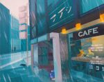 celadon_city commentary doduo english_commentary farfetch'd gen_1_pokemon grimer highres outdoors pokemon pokemon_(creature) scenery simone_mandl