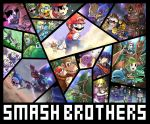 captain_falcon charizard diddy_kong donkey_kong everyone f-zero falco_lombardi fire_emblem flower fox_mccloud game_&_watch ganondorf highres ice_climber ice_climbers ike ivysaur jigglypuff kid_icarus king_dedede kirby kirby_(series) link lucario lucas luigi mario marth meta_knight metal_gear metal_gear_solid metroid mother_(game) mother_2 mother_3 mr._game_&_watch nana_(ice_climber) ness nintendo olimar pian pikachu pikmin pikmin_(creature) pit pokemon pokemon_trainer popo_(ice_climber) princess_peach princess_zelda r.o.b r.o.b. samus_aran shirt solid_snake sonic sonic_the_hedgehog squirtle star_fox starfox striped striped_shirt super_mario_bros. super_smash_bros. the_legend_of_zelda toon_link wario warioware wolf_o'donnell wolf_o'donnell yoshi zero_suit