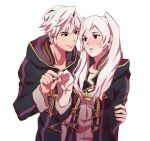 1boy 1girl brother_and_sister clenched_teeth coat female_my_unit_(fire_emblem:_kakusei) fire_emblem fire_emblem:_kakusei fire_emblem_13 fire_emblem_awakening incest intelligent_systems kyuresuke lips long_hair male_my_unit_(fire_emblem:_kakusei) my_unit_(fire_emblem:_kakusei) nintendo reflet reflet_(boy) reflet_(girl) robin_(fire_emblem) robin_(fire_emblem)_(female) robin_(fire_emblem)_(male) short_hair siblings twintails white_hair