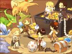 6+boys ? acidus_(ragnarok_online) ancient_mimic animal_print armor armored_boots assassin_cross_(ragnarok_online) bangs belt biretta black_cape black_coat black_footwear black_gloves black_pants black_shirt blonde_hair book boots brown_belt brown_capelet brown_eyes brown_footwear brown_gloves brown_hair brown_pants brown_vest cape capelet chain chainmail chibi chicken_(food) chicken_leg closed_mouth coat coin commentary_request copyright_name cross cross_necklace crystal dagger dragon eating egg emblem endo_mame ferus_(ragnarok_online) fingerless_gloves food full_body fur_collar gauntlets gem gloves green_cape green_eyes hair_between_eyes high_priest_(ragnarok_online) holding holding_dagger holding_instrument holding_staff holding_sword holding_weapon instrument jamadhar jewelry knife knight_(ragnarok_online) layered_clothing leopard_print long_sleeves looking_at_viewer lute_(instrument) male_focus map mimic mimic_chest minstrel_(ragnarok_online) multiple_boys necklace open_mouth pantaloons pants pauldrons pearl_necklace ragnarok_online red_eyes red_scarf red_shirt scarf shadow_chaser_(ragnarok_online) shirt shoes short_hair shoulder_armor shrug_(clothing) smile spoken_question_mark staff sword tabard torn_cape torn_clothes torn_scarf treasure_chest vest violet_eyes waist_cape weapon white_cape white_coat white_shirt wizard_(ragnarok_online)