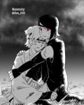 1boy 1girl boruto:_naruto_next_generations female male mitsuki_(naruto) naruto naruto_(series) sharingan uchiha_sarada