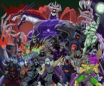 6+boys absurdres ancient_demon_shredder armor batman_(series) batman_vs_tmnt black_cape cape character_request claws copyright_request crossover cyber_shredder dc_comics demon dragon dragon_horns dragon_wings dual_persona garth2the2ndpower glowing glowing_eyes green_eyes green_ranger_shredder helmet highres horns huge_filesize mask mecha_shredder mighty_morphin_power_rangers monster multiple_boys multiple_persona ninja power_rangers red_cape red_eyes rise_of_the_teenage_mutant_ninja_turtles scales scarf sharp_teeth shoulder_armor shredder shredder_(2003) shredder_(2012) shredder_(80s) shredder_(idw) shredder_(mirage_comics) shredder_(movie) super_mutation_shredder super_shredder_(2012) super_shredder_(movie) teenage_mutant_ninja_turtles teenage_mutant_ninja_turtles_(1990_movie) teenage_mutant_ninja_turtles_(2003) teenage_mutant_ninja_turtles_(2012) teenage_mutant_ninja_turtles_(80s) teenage_mutant_ninja_turtles_(idw) teenage_mutant_ninja_turtles_(mirage_comics) teenage_mutant_ninja_turtles_tournament teeth tengu_shredder tmnt/power_rangers tmnt:_back_to_the_sewer weapon western_dragon wings