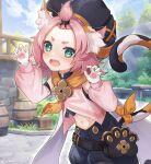 1girl absurdres animal_ears cat_ears diona_(genshin_impact) genshin_impact highres l_ii