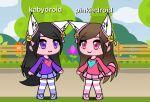 gacha_life gachalife kabydroid kabydroid_and_friends pinkiedroid pinkiedroid_and_friends