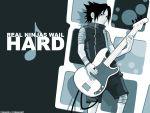 bass guitar naruto tagme uchiha_sasuke