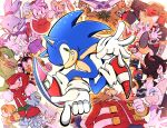 >_< 6+boys 6+girls :d angry bat_wings big_the_cat blaze_the_cat blue_eyes bracelet chain chao_(sonic) chaos_(sonic) charmy_bee cheese_(sonic) chip_(sonic) cream_the_rabbit cubot dr._eggman dress e-123_omega emerl_(sonic) espio_the_chameleon everyone facial_hair finger_gun frog froggy_(sonic) furry furry_female furry_male gloves green_eyes grin highres jacket jewelry marine_the_raccoon metal_sonic multiple_boys multiple_girls mustache open_mouth orange_eyes orbot pose purple_dress red_dress red_eyes red_jacket robot rouge_the_bat serious shadow_the_hedgehog silver_the_hedgehog smile sonic_(series) sonic_adventure sonic_the_hedgehog sonic_world_adventure tails_(sonic) tikal_the_echidna tondamanuke vector_the_crocodile violet_eyes white_gloves wings yellow_eyes