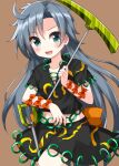 1girl highres himemushi_momoyo one-hour_drawing_challenge ruu_(tksymkw) touhou