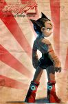 astro astro_boy boy hero male shirtless