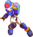 capcom model_x official_art rockman rockman_zx x