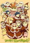 christmas diddy_kong fire_emblem fire_emblem:_monshou_no_nazo fire_emblem:_souen_no_kiseki fire_emblem_mystery_of_the_emblem fire_emblem_path_of_radiance ice_climber ice_climbers ike ivysaur jigglypuff kid_icarus kirby kirby_(series) link lucas luigi marth meta_knight metal_gear_solid metroid mother_(game) mother_2 mother_3 nana_(ice_climber) ness nintendo o-yuki olimar pikachu pikmin pikmin_(creature) pit pokemon popo_(ice_climber) princess_peach princess_zelda samus_aran santa_costume solid_snake star_fox starfox super_mario_bros. super_smash_bros. the_legend_of_zelda toon_link twilight_princess wolf_o'donnell wolf_o'donnell