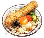 egg food food_focus momiji_mao no_humans omelet original plate still_life tamagoyaki